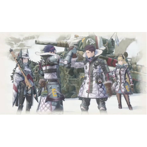 Valkyria Chronicles 4 Memoirs From Battle Premium Edition - PS4 - Gameplay Shot 1
