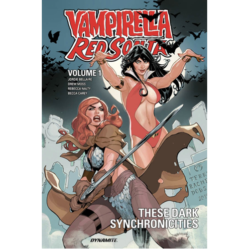 Vampirella / Red Sonja Volume 1 : These Dark Synchronicities