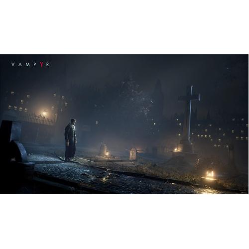 Vampyr - Xbox One - Gameplay Shot 1