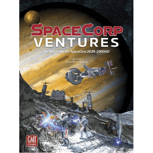 Ventures: SpaceCorp Expansion