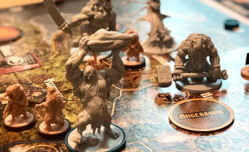 Viking Games Blood Rage