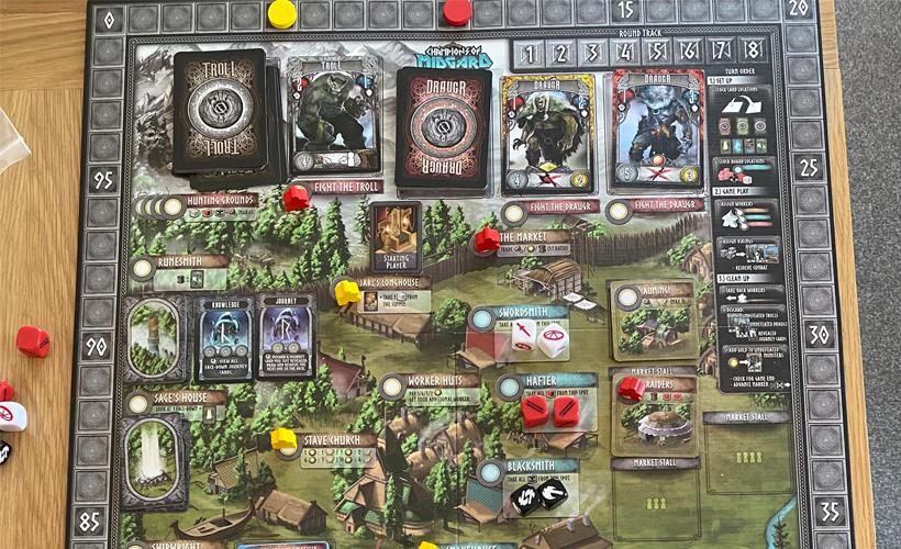 Viking Games Champions of Midgard
