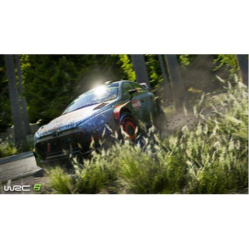 WRC 6 - PS4 - Gameplay Shot 1