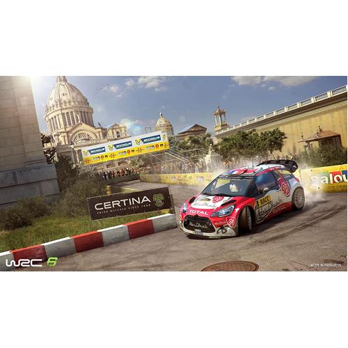 WRC 6 - PS4 - Gameplay Shot 2