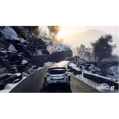 WRC 8 - PS4 - Gameplay Shot 1