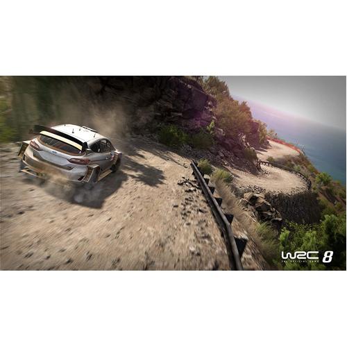 WRC 8 - PS4 - Gameplay Shot 2