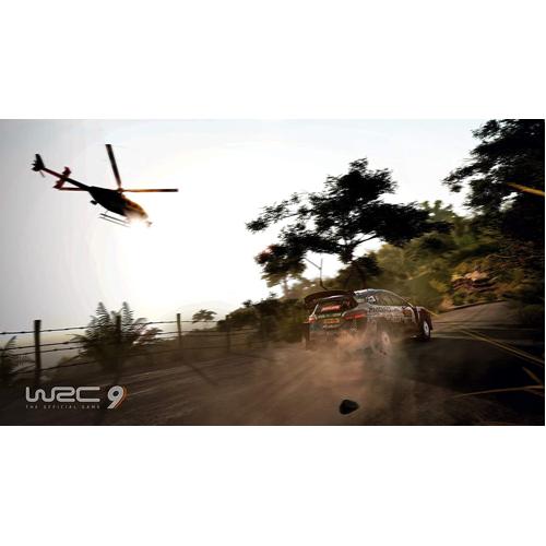 WRC 9 - Nintendo Switch - Gameplay Shot 1