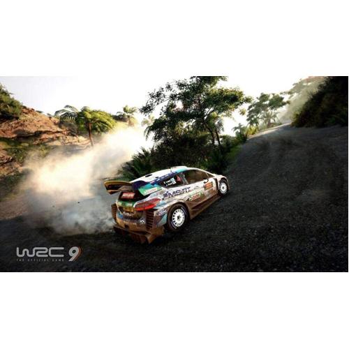 WRC 9 - PS4 - Gameplay Shot 1