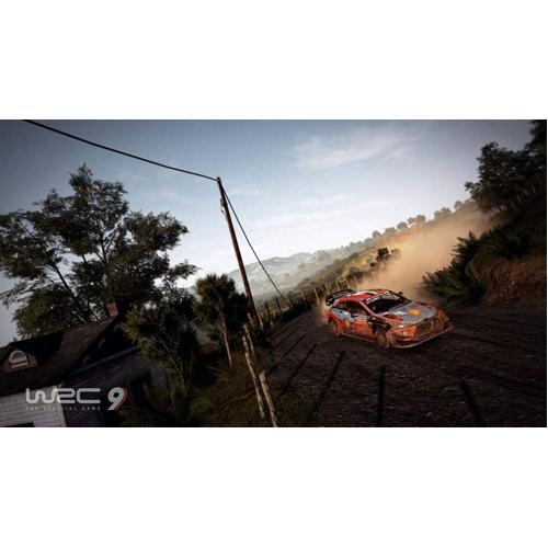 WRC 9 - PS4 - Gameplay Shot 2