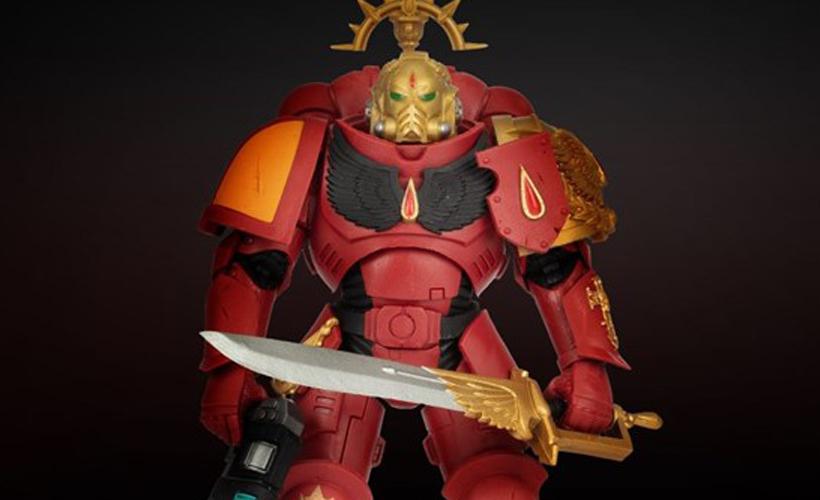 Warhammer 40k News Round-Up Lieutenant Action Figure