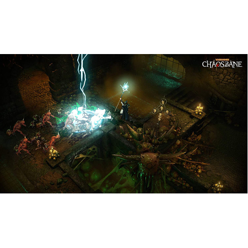 Warhammer Chaosbane - PS4 - Gameplay Shot 2