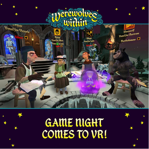 Werewolves Within (For Playstation VR) - PS4 - Gameplay Shot 1