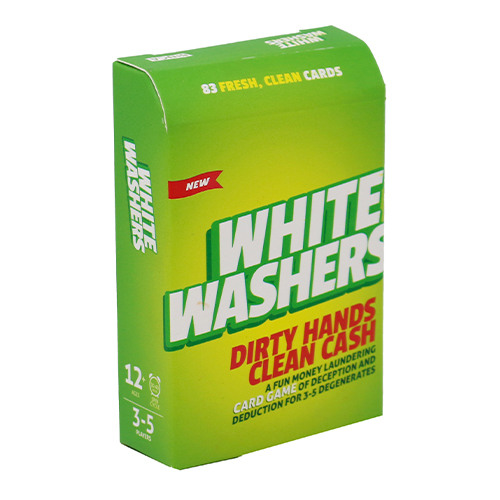 White Washers - Compact
