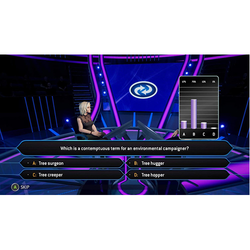 Who Wants to be a Millionaire - Xbox One - Gameplay Shot 1