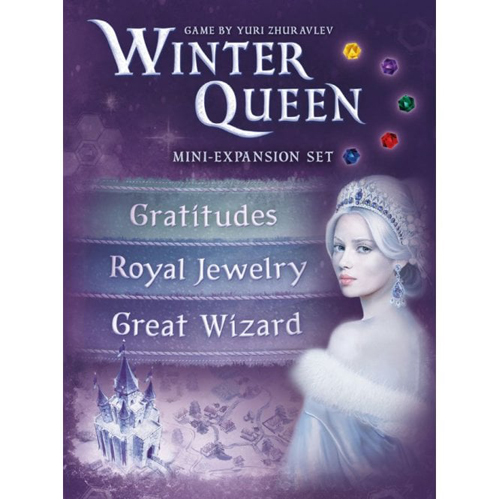 Winter Queen Mini Expansions