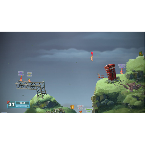 Worms Wmd All Stars - Xbox One - Gameplay Shot 1