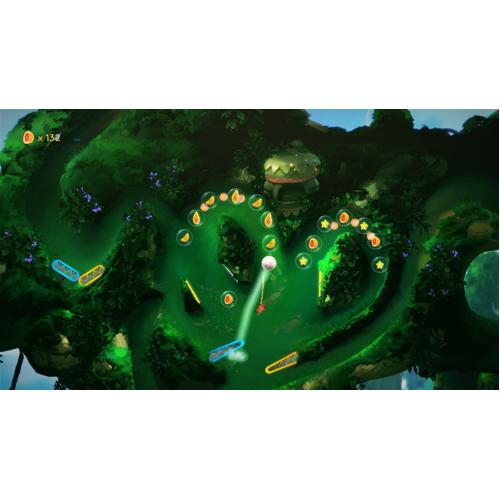 Yokus Island Express - Nintendo Switch - Gameplay Shot 1
