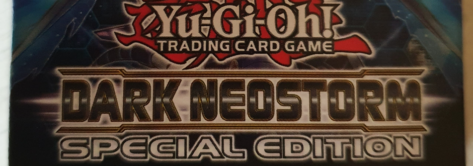 Yu-Gi-Oh! Dark Neostorm Feature Image
