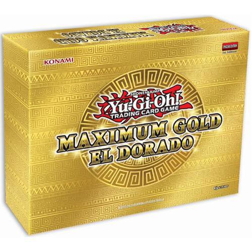 Yugioh: Maximum Gold - El Dorado