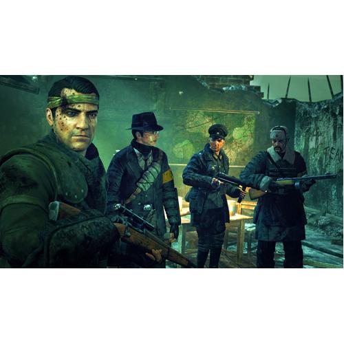 Zombie Army Trilogy - Nintendo Switch - Gameplay Shot 1