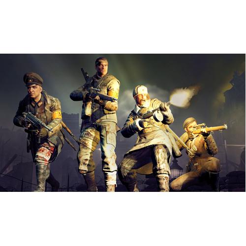 Zombie Army Trilogy - Nintendo Switch - Gameplay Shot 2