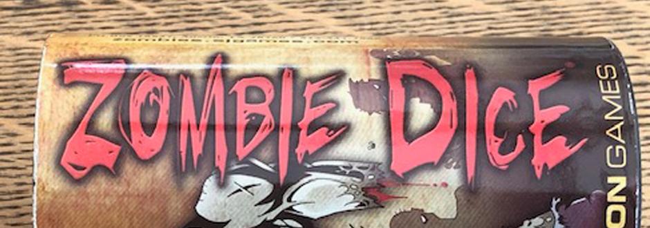 Zombie Dice Box