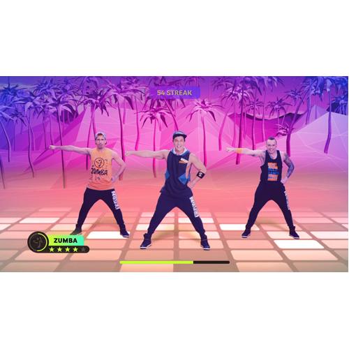 Zumba: Burn It Up! - Nintendo Switch - Gameplay Shot 2