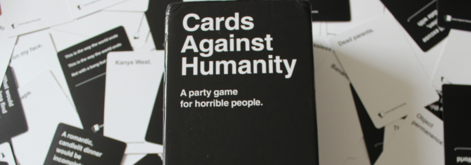 how to play cards against humanity feature