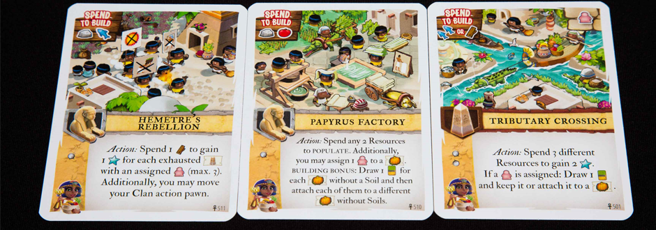 imperial settlers empire of the north Egyptian kings