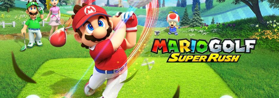mario golf super rush review feature