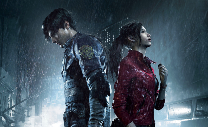 resident evil 2 remake charcters