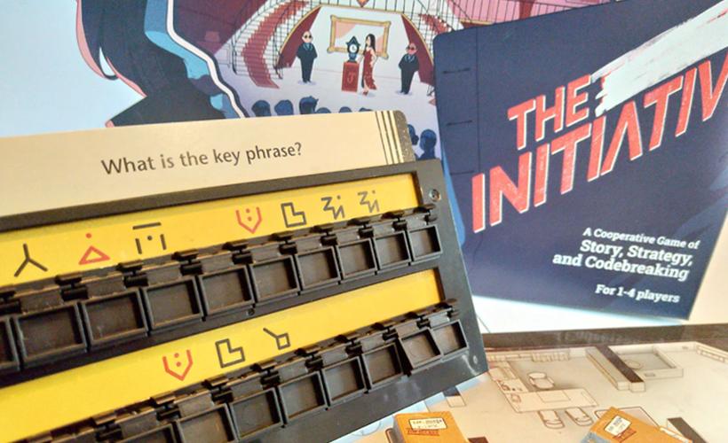 the initiative box