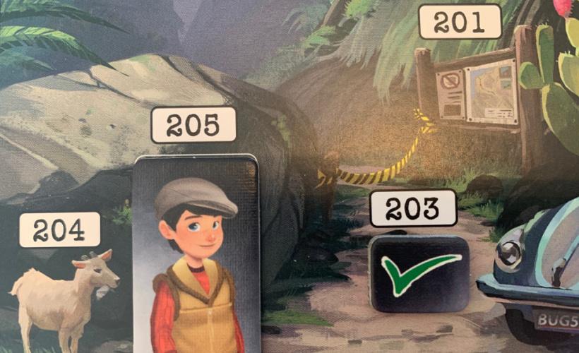 the volcanic island gameplay