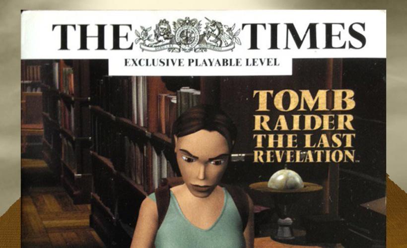 tomb raider the last revelation times