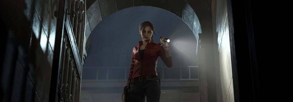 video game remakes resident evil 2