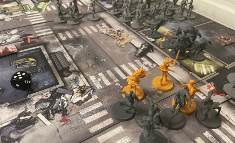zombicide 2nd edition gameplay