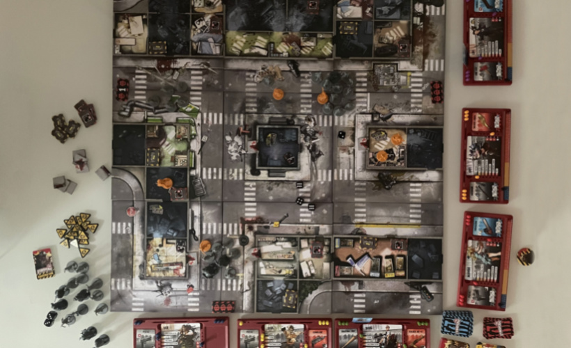 zombicide 2nd edition overview