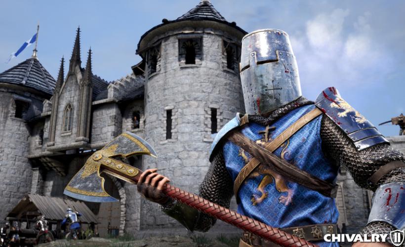 Chivalry 2 castle guard