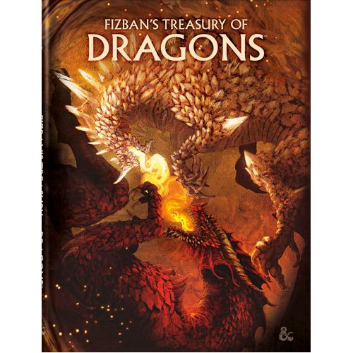 D&D: Fizban's Treasury of Dragons (Alternate Cover)