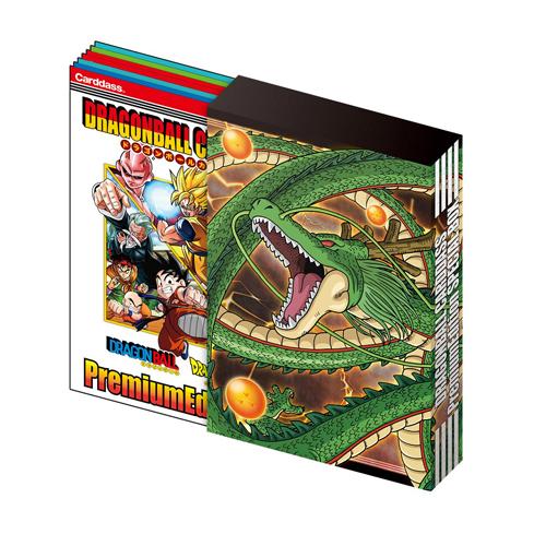 Dragon Ball Super CG: Carddass Premium Edition DX Set