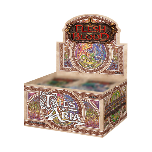 Flesh And Blood TCG: Tales of Aria First Edition Booster Box