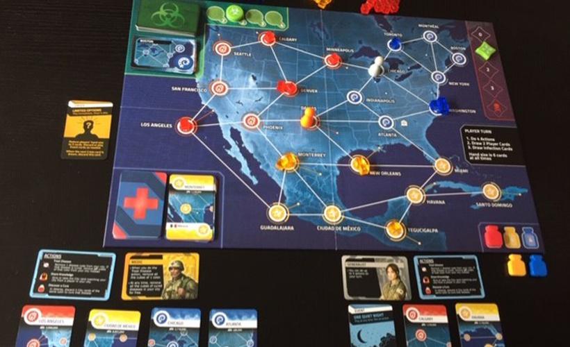 Hot Zone - North America Gameplay