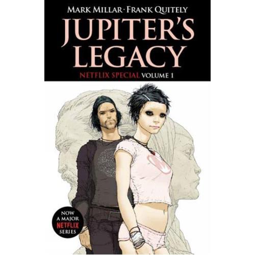 Jupiter's Legacy Netflix Special Vol. 1