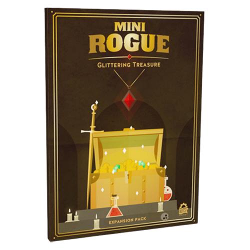 Mini Rogue: Glittering Treasure