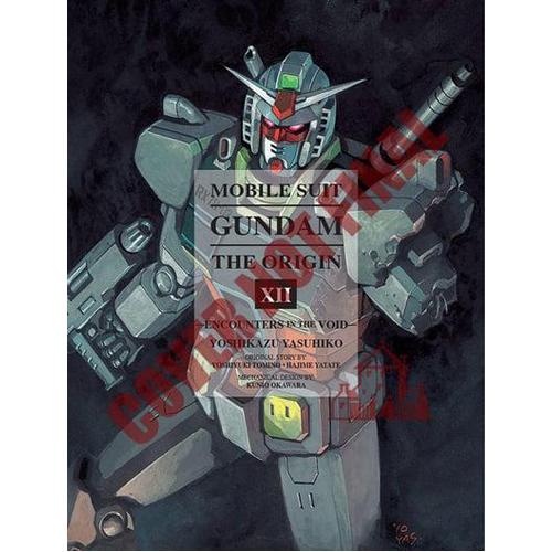 Mobile Suit Gundam: The Origin Volume 12