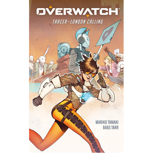 Overwatch: Tracer - London Calling