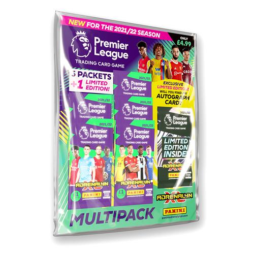 Premier League 2021/22 Adrenalyn XL Multipack