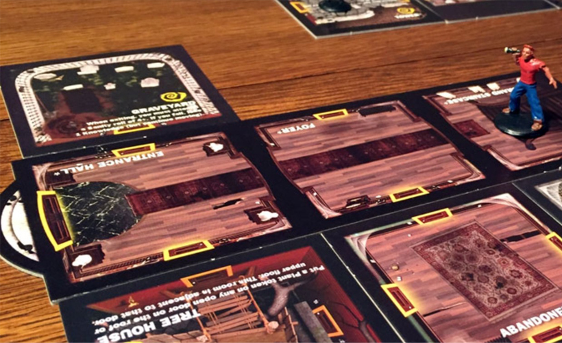 Semi-Cooperative Games Betrayal At The House On The Hill