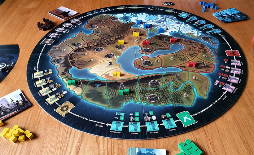 Semi-Cooperative Games War Of Whispers