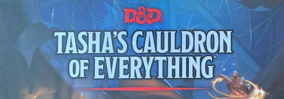 Tasha's Cauldron Of Everything Cover